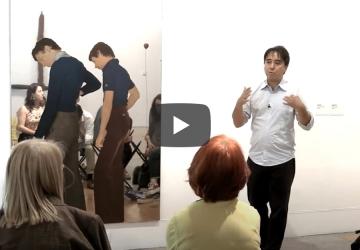 """""""As escolhas dos críticos"""" - Michelangelo Pistoletto por Sérgio Mah"""