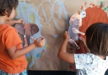 Aniversários temáticos no Museu, para crianças dos 3 aos 12 anos